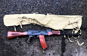 RUSSIAN AK74 / AKM DROP CASE